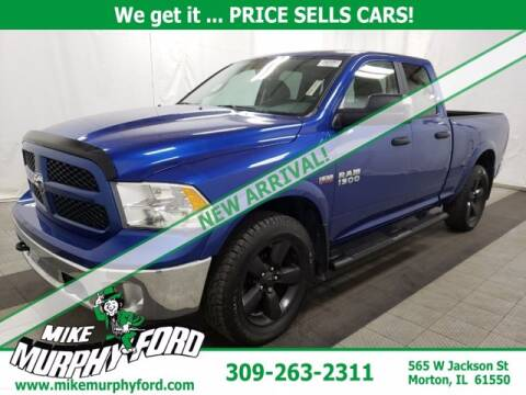 2017 RAM Ram Pickup 1500 for sale at Mike Murphy Ford in Morton IL