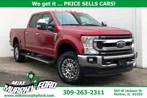 2020 Ford F-250 Super Duty for sale at Mike Murphy Ford in Morton IL