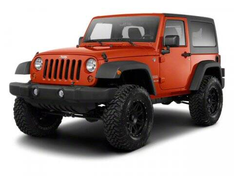 2012 Jeep Wrangler for sale at Mike Murphy Ford in Morton IL