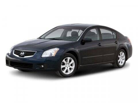 2008 Nissan Maxima for sale at Mike Murphy Ford in Morton IL
