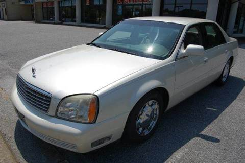 2003 Cadillac DeVille for sale at Modern Motors - Thomasville INC in Thomasville NC