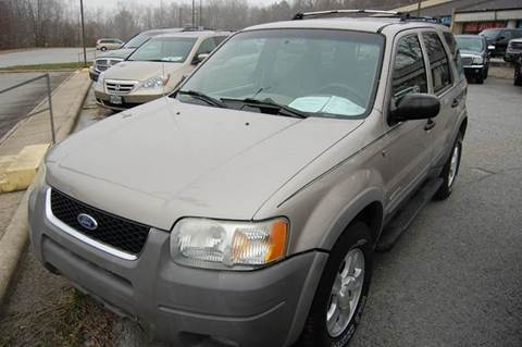 2001 Ford Escape for sale at Modern Motors - Thomasville INC in Thomasville NC
