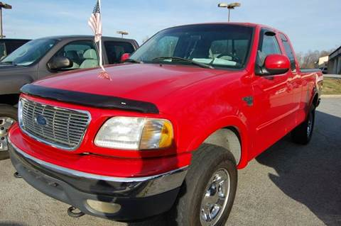 1999 Ford F-150 for sale at Modern Motors - Thomasville INC in Thomasville NC