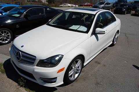 2013 Mercedes-Benz C-Class for sale at Modern Motors - Thomasville INC in Thomasville NC