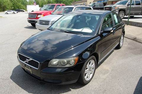 2006 Volvo S40 for sale at Modern Motors - Thomasville INC in Thomasville NC