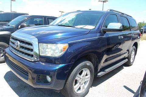 2008 Toyota Sequoia for sale at Modern Motors - Thomasville INC in Thomasville NC