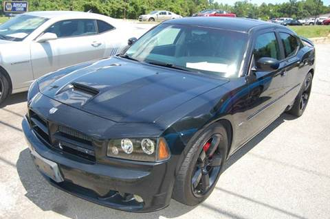 2007 Dodge Charger for sale at Modern Motors - Thomasville INC in Thomasville NC