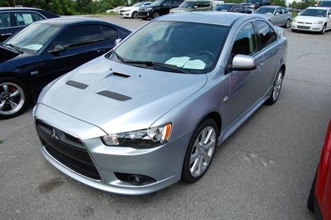 2014 Mitsubishi Lancer for sale at Modern Motors - Thomasville INC in Thomasville NC