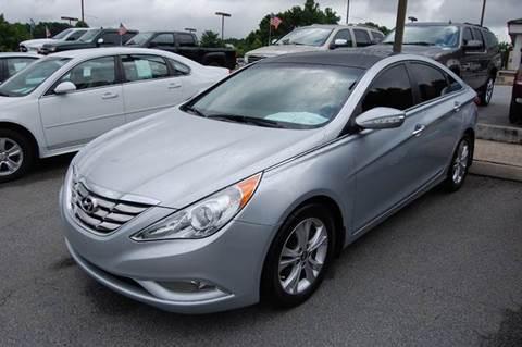 2013 Hyundai Sonata for sale at Modern Motors - Thomasville INC in Thomasville NC