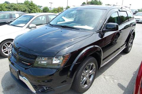 2017 Dodge Journey for sale at Modern Motors - Thomasville INC in Thomasville NC
