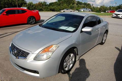 2008 Nissan Altima for sale at Modern Motors - Thomasville INC in Thomasville NC
