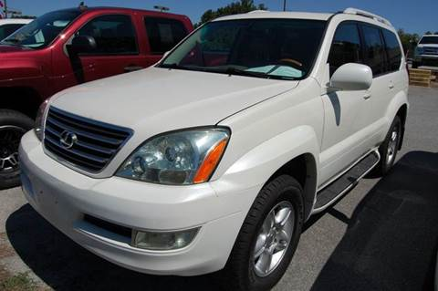 2005 Lexus GX 470 for sale at Modern Motors - Thomasville INC in Thomasville NC
