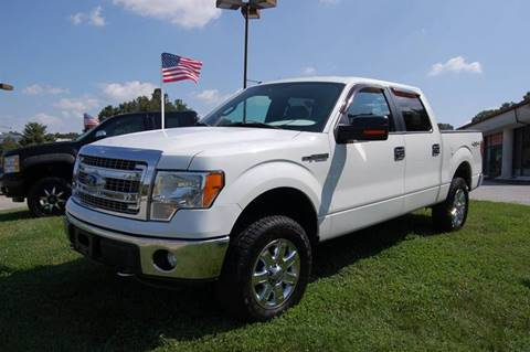 2013 Ford F-150 for sale at Modern Motors - Thomasville INC in Thomasville NC