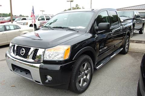 2015 Nissan Titan for sale in Thomasville, NC
