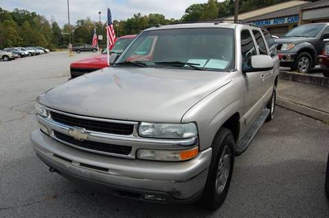 2005 Chevrolet Suburban for sale in Thomasville, NC