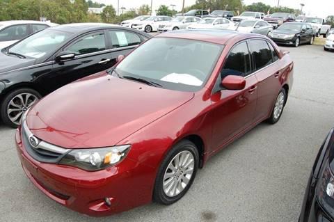 2011 Subaru Impreza for sale in Thomasville, NC