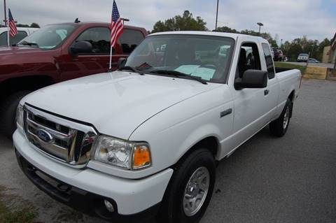2011 Ford Ranger for sale in Thomasville, NC