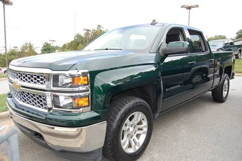 2015 Chevrolet Silverado 1500 for sale at Modern Motors - Thomasville INC in Thomasville NC