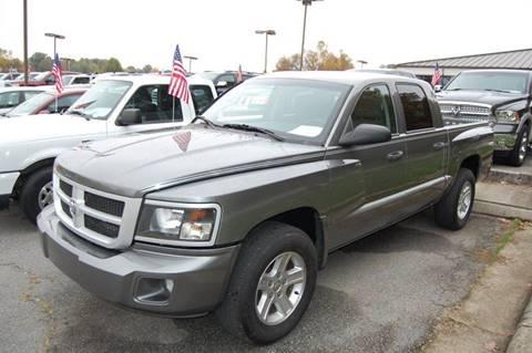 2011 RAM Dakota for sale at Modern Motors - Thomasville INC in Thomasville NC