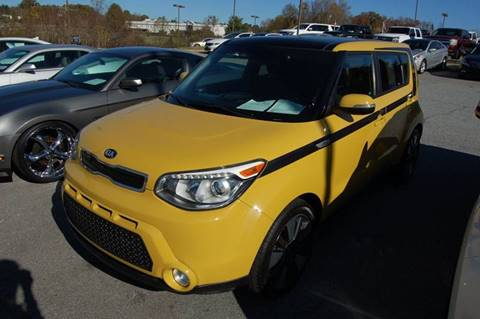 2014 Kia Soul for sale at Modern Motors - Thomasville INC in Thomasville NC