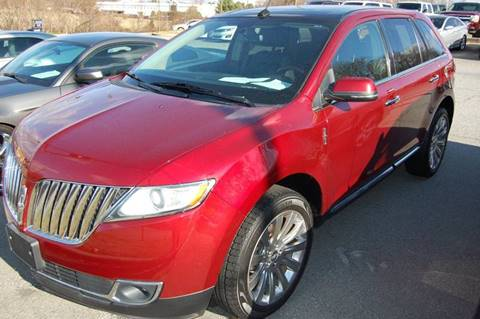 2015 Lincoln MKX for sale at Modern Motors - Thomasville INC in Thomasville NC