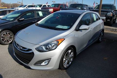 2014 Hyundai Elantra GT for sale at Modern Motors - Thomasville INC in Thomasville NC