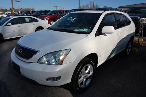 2007 Lexus RX 350 for sale at Modern Motors - Thomasville INC in Thomasville NC