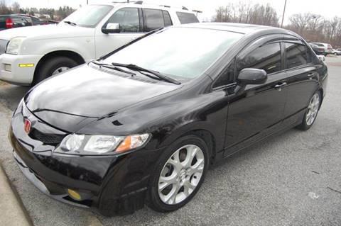 2009 Honda Civic for sale at Modern Motors - Thomasville INC in Thomasville NC