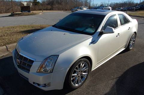 2010 Cadillac CTS for sale at Modern Motors - Thomasville INC in Thomasville NC