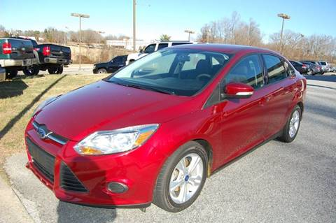 2014 Ford Focus for sale at Modern Motors - Thomasville INC in Thomasville NC