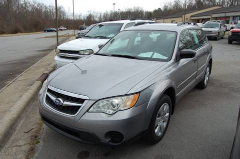 2008 Subaru Outback for sale at Modern Motors - Thomasville INC in Thomasville NC
