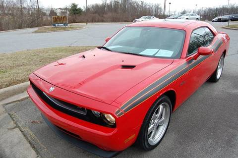 2010 Dodge Challenger for sale at Modern Motors - Thomasville INC in Thomasville NC
