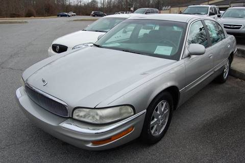 2004 Buick Park Avenue for sale at Modern Motors - Thomasville INC in Thomasville NC