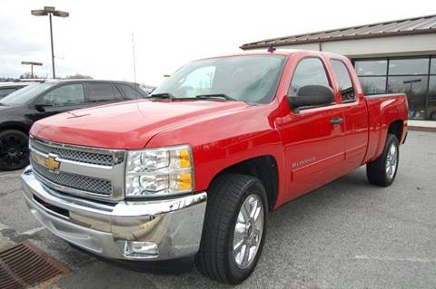 2012 Chevrolet Silverado 1500 for sale at Modern Motors - Thomasville INC in Thomasville NC
