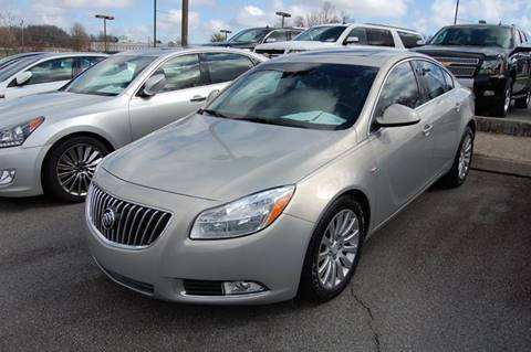2011 Buick Regal for sale at Modern Motors - Thomasville INC in Thomasville NC