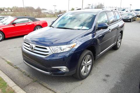 2011 Toyota Highlander for sale at Modern Motors - Thomasville INC in Thomasville NC
