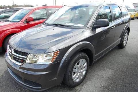 2015 Dodge Journey for sale at Modern Motors - Thomasville INC in Thomasville NC