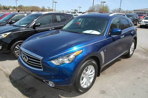 2015 Infiniti QX70 for sale at Modern Motors - Thomasville INC in Thomasville NC
