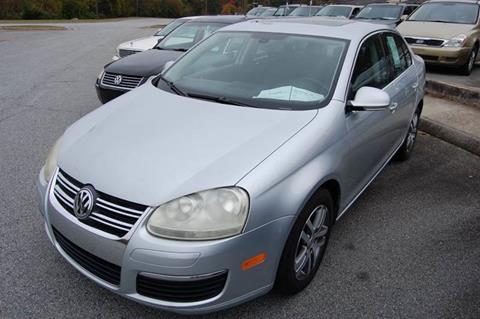2005 Volkswagen Jetta for sale at Modern Motors - Thomasville INC in Thomasville NC