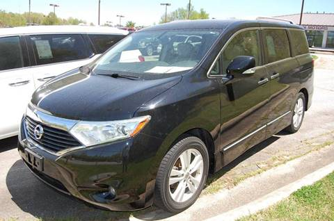 2013 Nissan Quest for sale at Modern Motors - Thomasville INC in Thomasville NC