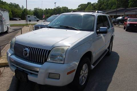 2006 Mercury Mountaineer for sale at Modern Motors - Thomasville INC in Thomasville NC