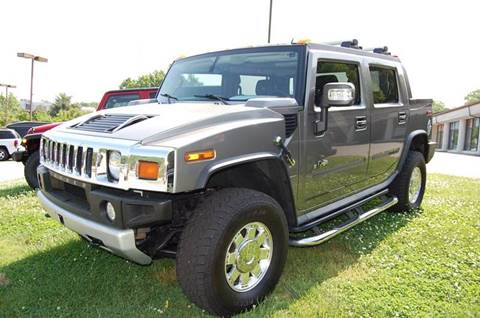 2008 HUMMER H2 SUT for sale at Modern Motors - Thomasville INC in Thomasville NC