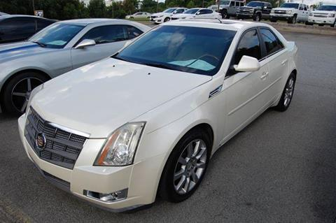 2009 Cadillac CTS for sale at Modern Motors - Thomasville INC in Thomasville NC