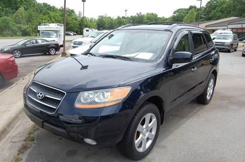 2009 Hyundai Santa Fe for sale at Modern Motors - Thomasville INC in Thomasville NC