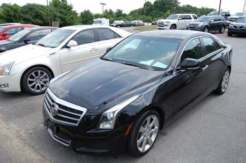 2014 Cadillac ATS for sale at Modern Motors - Thomasville INC in Thomasville NC