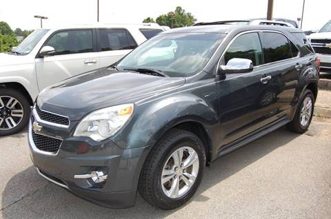 2011 Chevrolet Equinox for sale at Modern Motors - Thomasville INC in Thomasville NC
