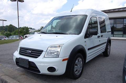 2013 Ford Transit Connect for sale at Modern Motors - Thomasville INC in Thomasville NC