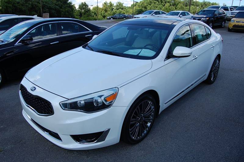 2015 kia cadenza limited 4dr sedan in thomasville nc for Modern motors thomasville nc