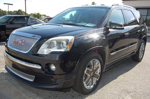 2011 GMC Acadia for sale at Modern Motors - Thomasville INC in Thomasville NC