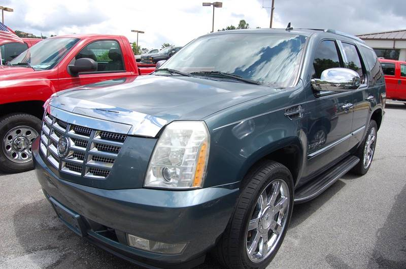 2008 Cadillac Escalade for sale at Modern Motors - Thomasville INC in Thomasville NC